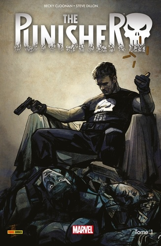 Punisher All-new All-different T01 - Becky Cloonan, Steve Dillon - 9782809466775 - 9,99 €