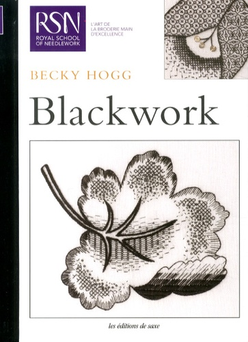 Becky Hogg - Blackwork.