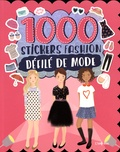 Becky Wilson et Jenny Wren - 1000 stickers fashion Défilé de mode.