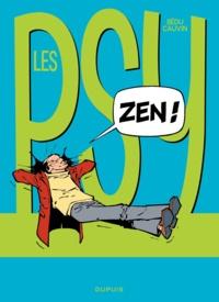 Bédu et Raoul Cauvin - Les Psy Tome 14 : Zen !.