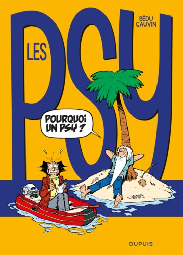 Les Psy Tome 17