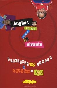 Bee Hovnanian - Anglais, option langue vivante - Enseigner une langue à travers le jeu.