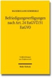 Befriedigungsverfügungen nach Art. 24 EuGVÜ/31 EuGVO - Zur Umgehung der Hauptsachegerichtsstände gem. Art. 2,5 ff. EUGVÜ/EUGVO durch Maßnahmen des nationalen einstweiligen Rechtsschutzes.