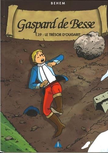Gaspard de Besse Tome 19 Le trésor d'Ougarit