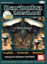 Behnan Göçmez - Darbuka Method. 1 CD audio