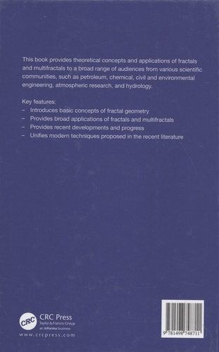 Fractals. Concepts and Applications in Geosciences