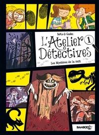 Goodtastepolice.fr L'atelier détectives Tome 1 Image