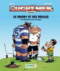Deedr.fr Les Rugbymen présentent le rugby et ses règles Image