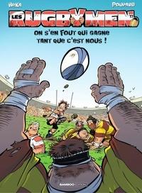 Top ebooks gratuits à télécharger Les Rugbymen - Tome 17 - On s'en fout qui gagne tant que c'est nous ! par BeKa, Poupard 9782818971147 (Litterature Francaise)