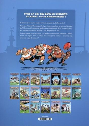 Les Rugbymen Tome 19 A partir de maintenant, on fait comme d'habitude !