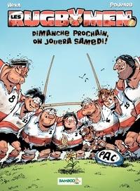 Mobibook téléchargement gratuit Les Rugbymen Tome 4 en francais FB2 par BeKa, Poupard