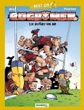 BeKa et  Poupard - Les rugbymen - Le Rugby en BD.