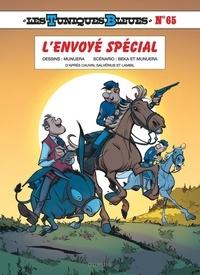 BeKa et José Luis Munuera - Les Tuniques Bleues Tome 65 : L'envoyé spécial.