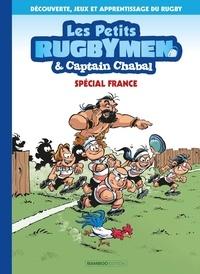 BeKa et  Poupard - Sébastien Chabal et les Rugbymen - Tome 1.