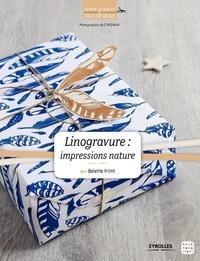 Belette Print - Linogravure : impressions nature.