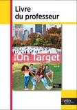 Belin - Anglais 2e A2-B1 New On Target - Livre du professeur.