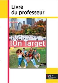 Anglais 2e A2-B1 New On Target - Livre du professeur.pdf