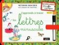 Belin - Ardoises Boscher Les lettres majuscules - Dès 4 ans.