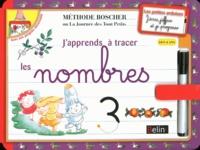 Belin - Ardoises Boscher Les nombres - Dès 4 ans.