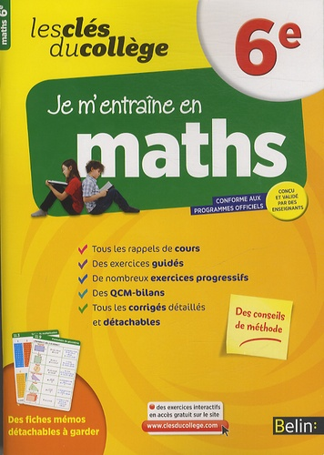 Cles Du College Maths 6e