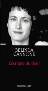 Belinda Cannone - .