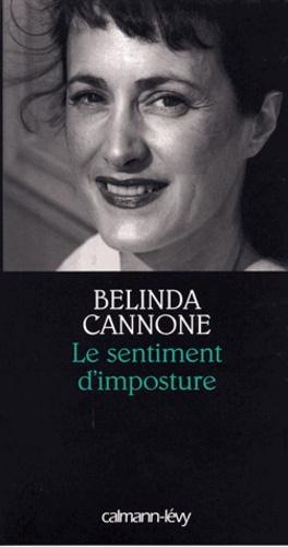 Le Sentiment d'imposture - Belinda Cannone - Format ePub - 9782702147375 - 6,99 €