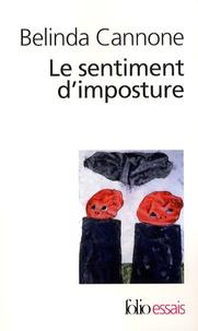 Belinda Cannone - Le sentiment d'imposture.