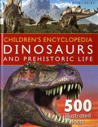 Belinda Gallagher - Children's Encyclopedia Dinosaurs and Prehistoric Life.