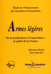 Belkacem Elomari et Bruno Barrillot - .
