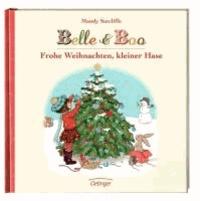 Belle & Boo. Frohe Weihnachten, kleiner Hase.