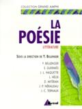 BELLENGER - La poésie - Premier et second cycles universitaires.