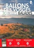 Belles Balades Editions - Ballons des Vosges - 30 belles balades.
