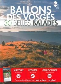 Ballons des Vosges- 30 belles balades -  Belles Balades Editions pdf epub