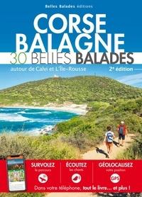Belles Balades Editions - Corse Balagne - 30 belles balades.