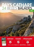 Belles Balades Editions - Pays cathare - 24 belles balades.
