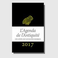 Belles Lettres - Agenda de l'Antiquité - Une année avec les plantes magiques.