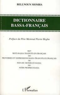 Bellnoun Momha - Dictionnaire Bassa-Français.