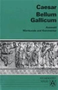 Bellum Gallicum. Wortkunde und Kommentar.