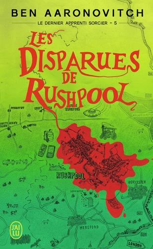 Le dernier apprenti sorcier Tome 5 Les disparues de Rushpool