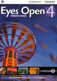 Feriasdhiver.fr Eyes Open Level 4 - Student's Book Image