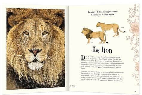 L'anthologie illustrée des animaux fascinants