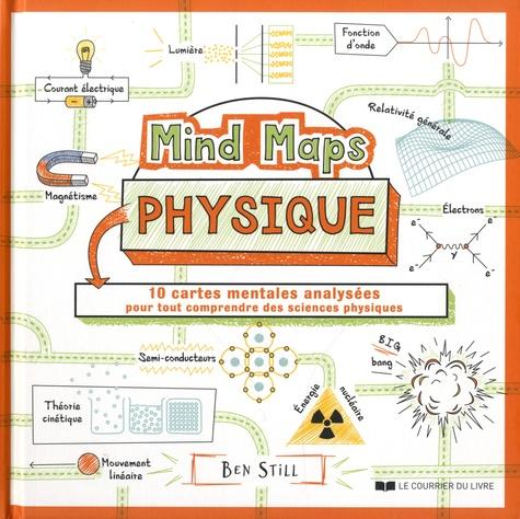 Mind Maps Physique. 10 cartes mentales analysées pour tout comprendre de la physique