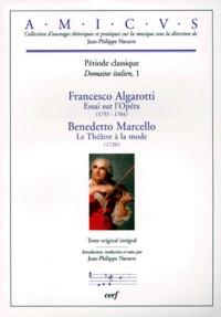 Benedetto Marcello et Jean-Philippe Navarre - .