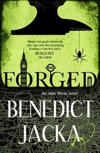 Benedict Jacka - Forged.