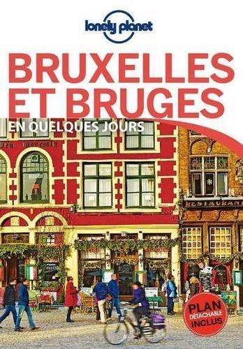 Bruxelles et Bruges en quelques jours 4e édition -  avec 1 Plan détachable