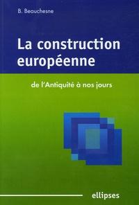 Lemememonde.fr La construction européenne - De l'Antiquité à nos jours Image