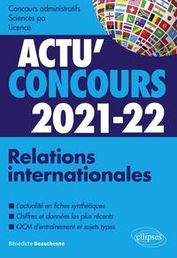 Bénédicte Beauchesne - Relations internationales - Cours et QCM.