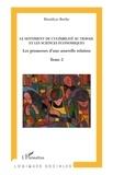 Bénédicte Berthe - Vers une analyse économique du sentiment de culpabilité au travail - Tome 2, Le sentiment de culpabilité au travail et les sciences économiques - Les promesses d'une nouvelle relation.