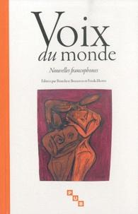 Bénédicte Boisseron et Frieda Ekotto - Voix du monde - Nouvelles francophones.