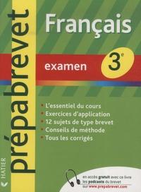 Français 3e- Examen - Bénédicte Bonnet | Showmesound.org